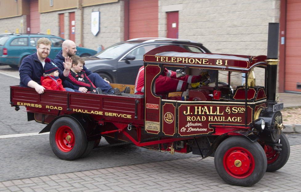 Dundee Museum Of Transport >> Sponsored National Drive It Day The Perfect Family Outing