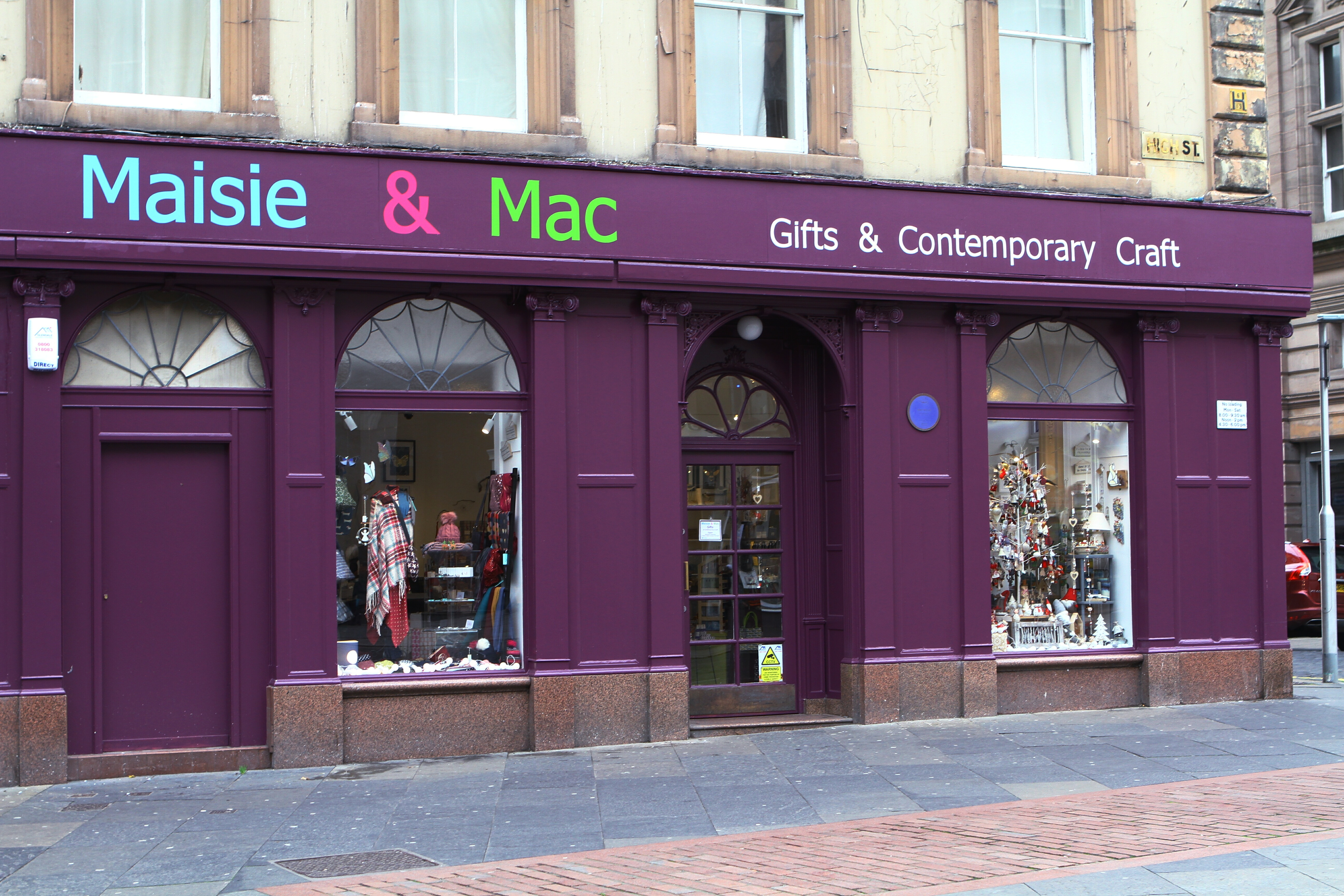 SPONSORED: Maisie and Mac - Dundee city centre\'s fabulous ...