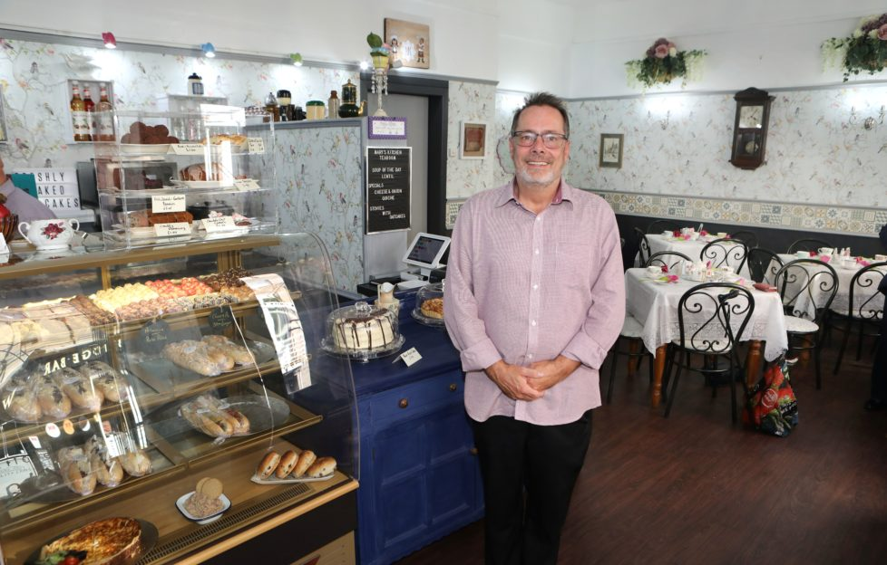 Mary S Kitchen Tearoom Exciting New Tearoom Opens On Perth