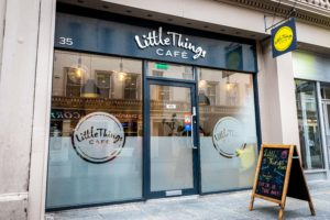 SPONSORED: Visit Little Things Cafe when it's time for a big treat