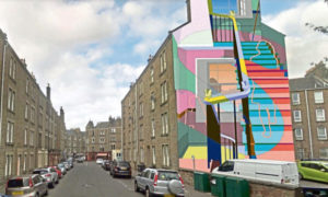 Dundee's brightest and boldest public art to be celebrated at event this weekend
