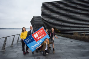 Dundee voted best place in UK to enjoy staycation