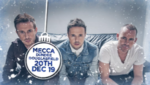 SPONSORED: Rewind Christmas at Mecca Dundee with performances by 90s legends
